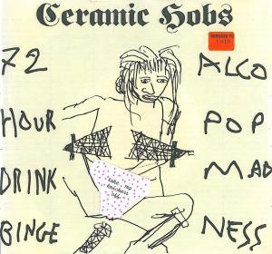 ceramic hobs - 72 hour drink binge alco pop madness