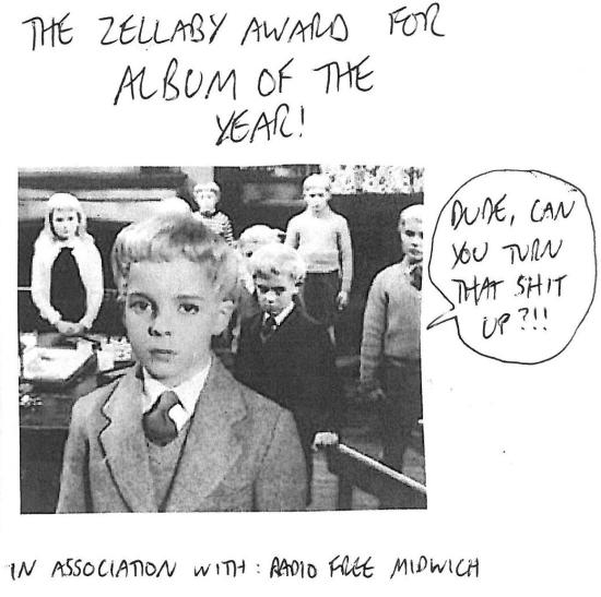 zellaby award envelope