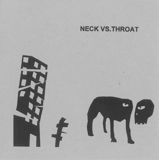 neck vs throat
