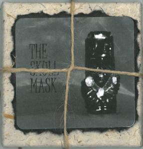 skull mask package
