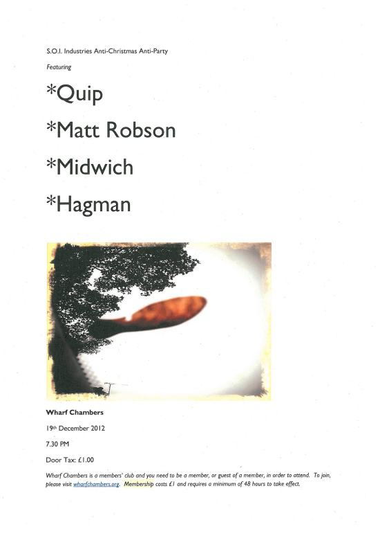 quip hagman robson midwich poster