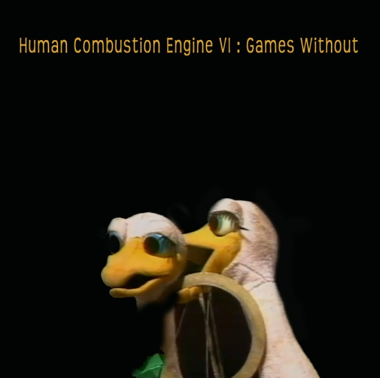 human combustion engine games without cover