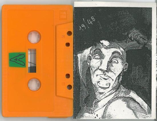 suburban howl-mutant ape tape and insert