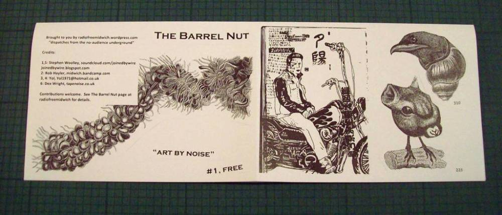 the barrel nut (4/6)