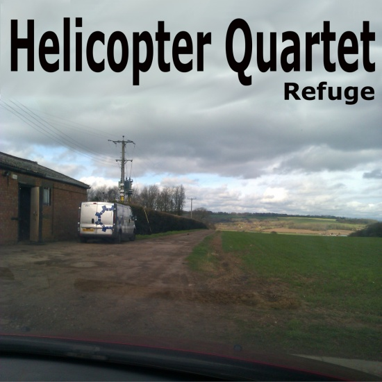 helicopter quartet - refuge