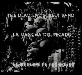 dead end street - la mancha - split