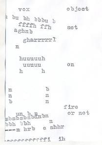 yol's text score
