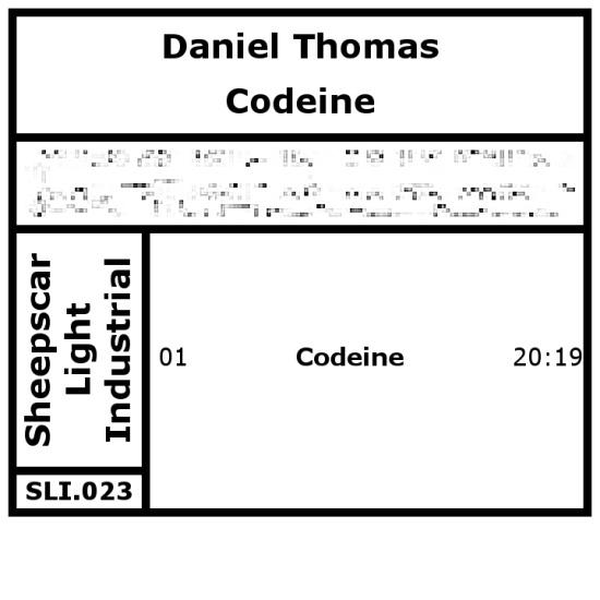 daniel thomas - codeine