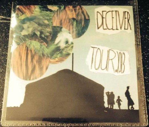 deceiver - tour 2013
