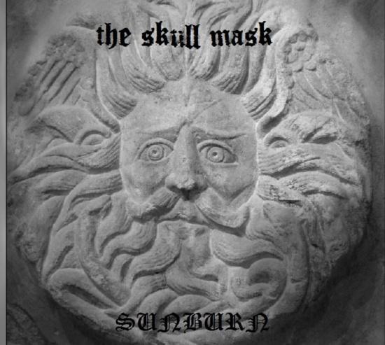 skull mask - sunburn