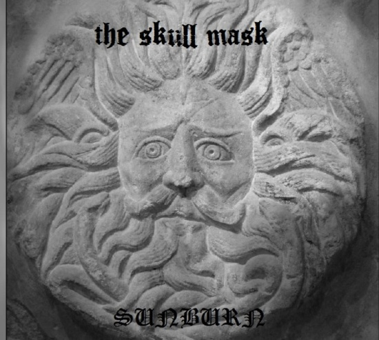 skull mask - sunburn