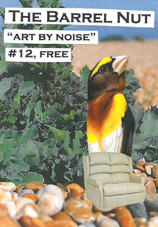 The Barrel Nut issue 12 cover