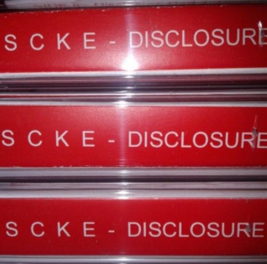 scke disclosure