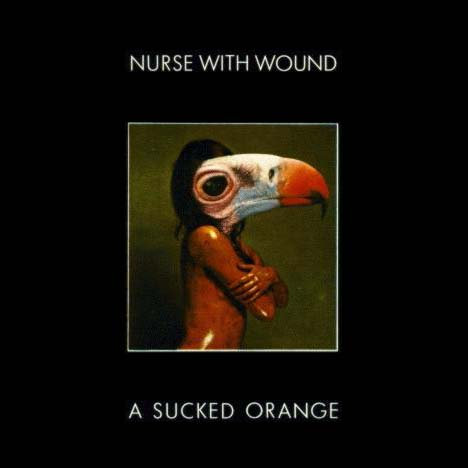 NWW - A Sucked Orange cover pic